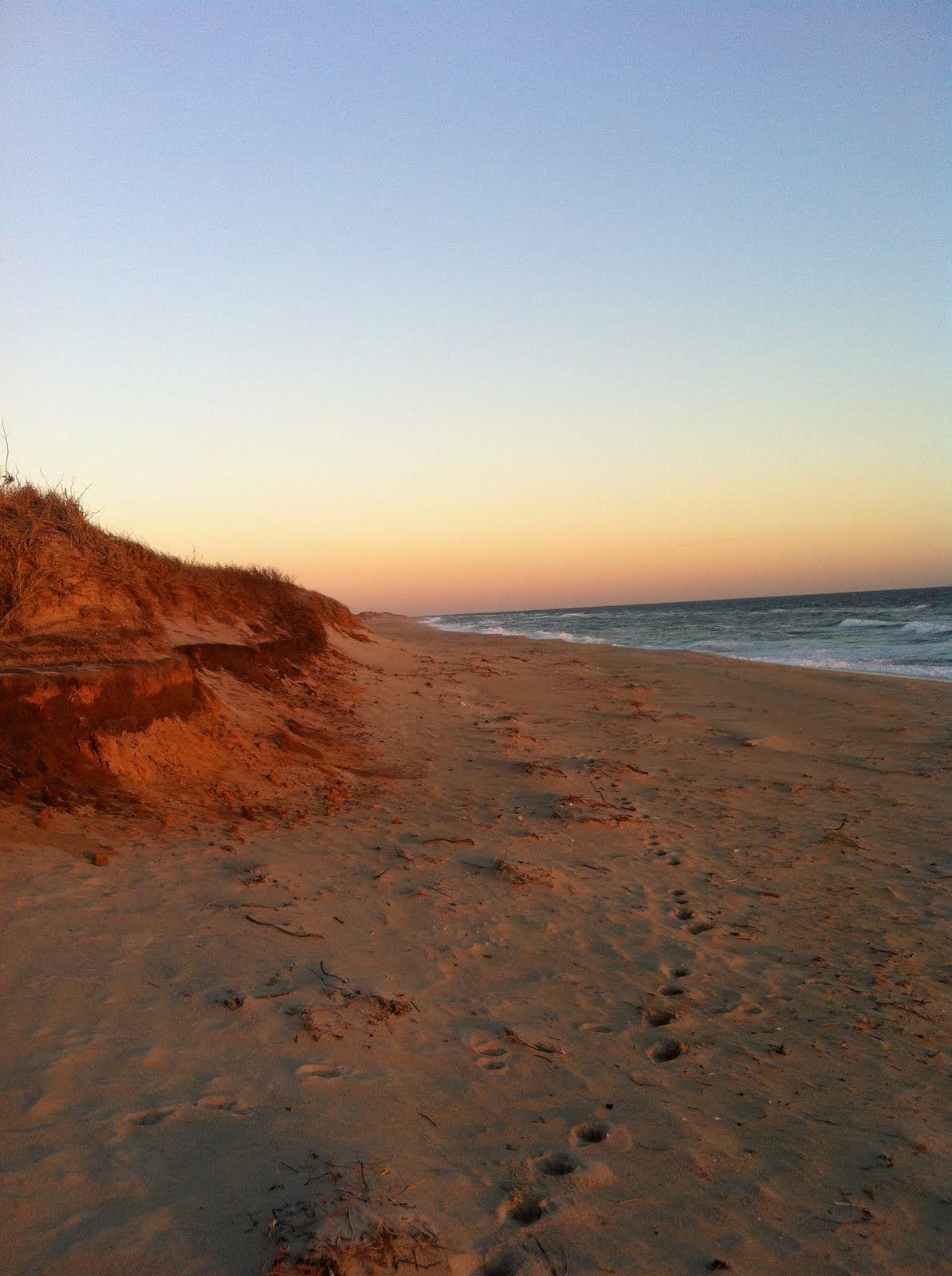 Fat La S Beach Nantucket