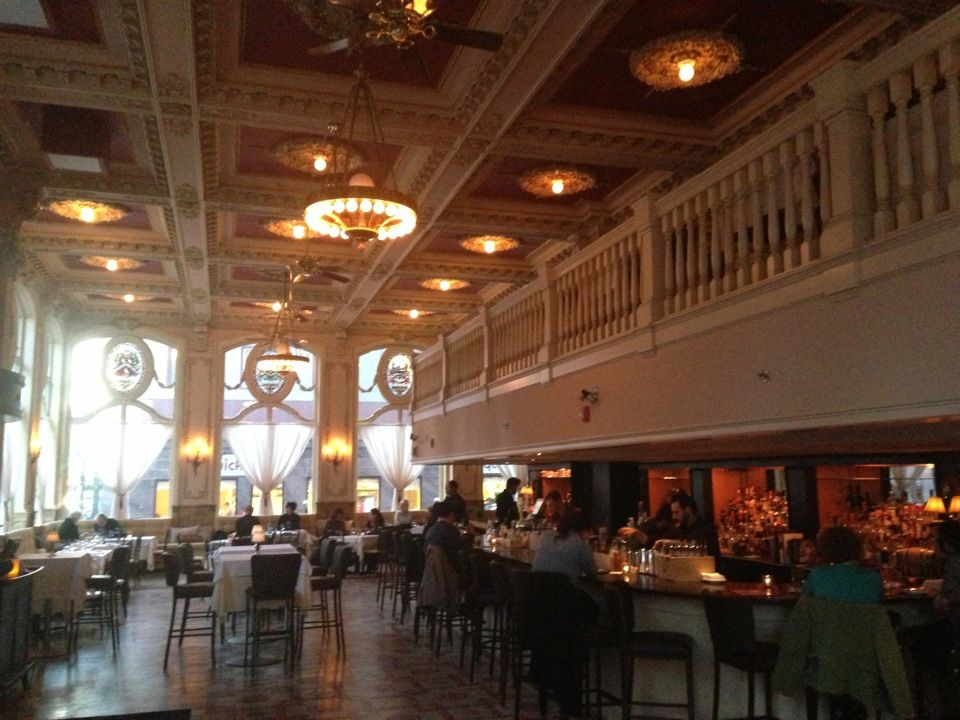 The Dorrance Downtown Restaurants Best Places To Eat New England
