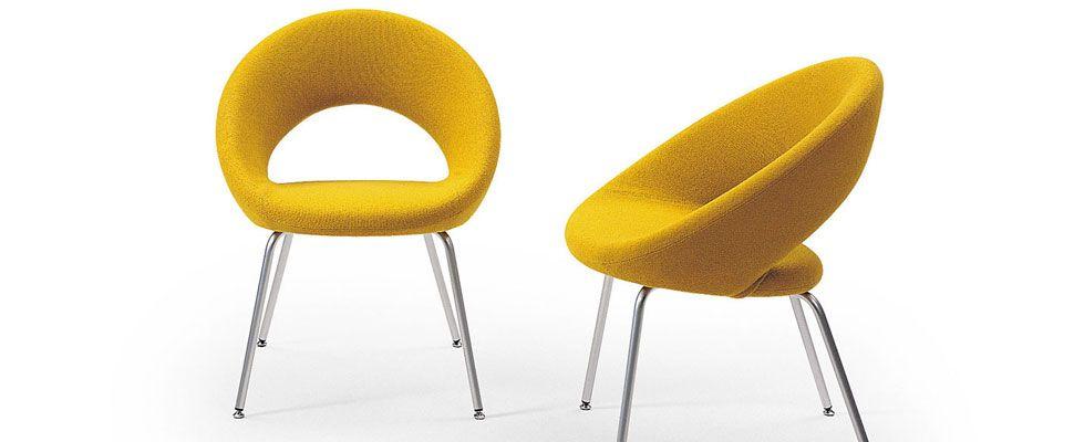 Eero Saarinen Ring Chair(TC 080F)