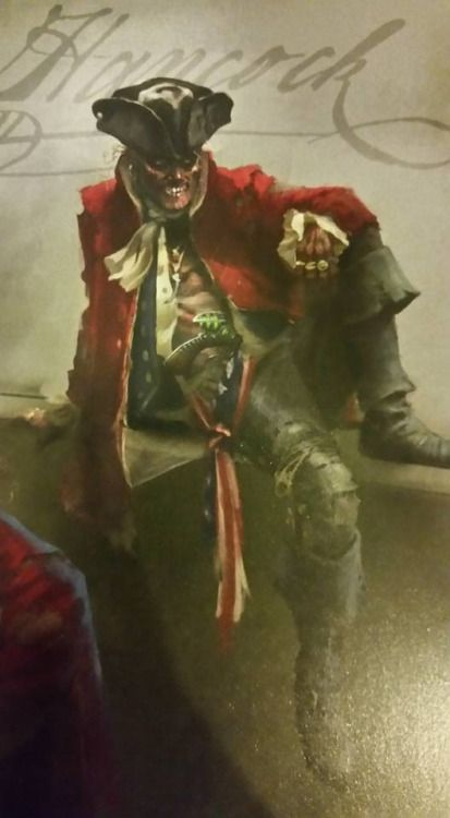 Check Out This Hancock Concept From The Art Book Fallout