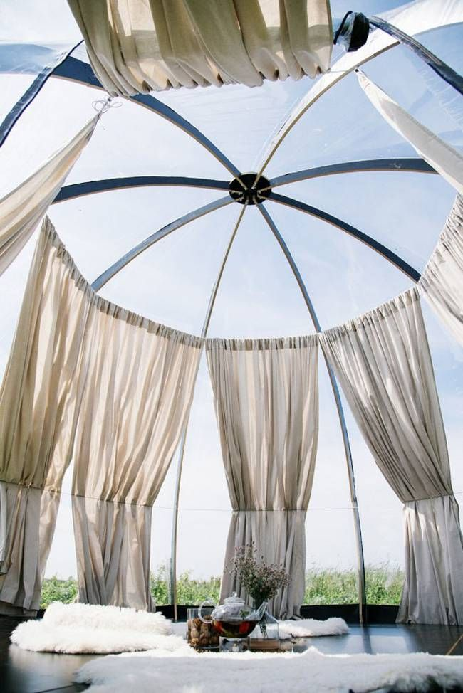 Heavenly Oasis dome offers a 360-degree view of night sky & Heavenly Oasis dome offers a 360-degree view of night sky | Tiny ...
