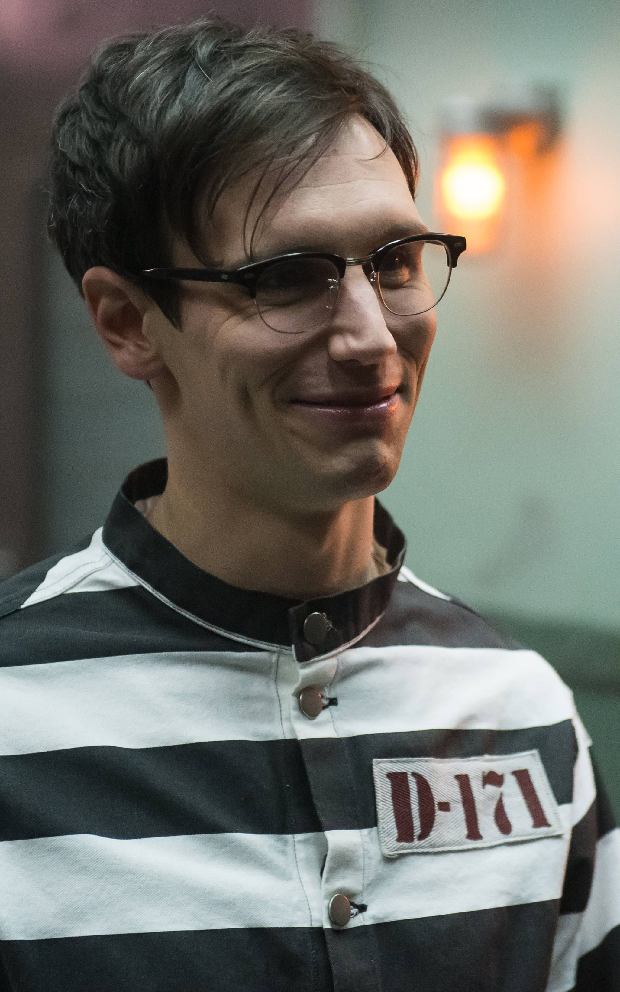 Gotham 2x20 - Edward Nygma (Cory Michael Smith) I just love him so much he's so adorable <3