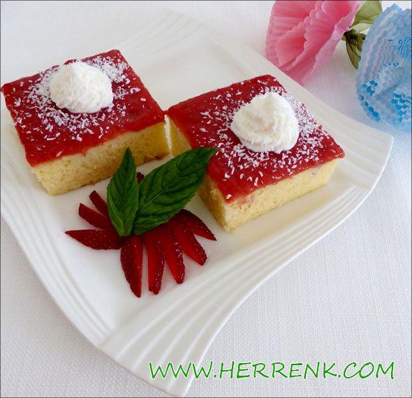 yemek: meyve soslu kek tarifleri [1]