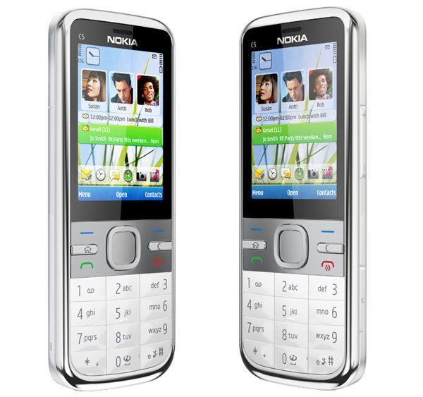 Nokia c5 00 5mp инструкция