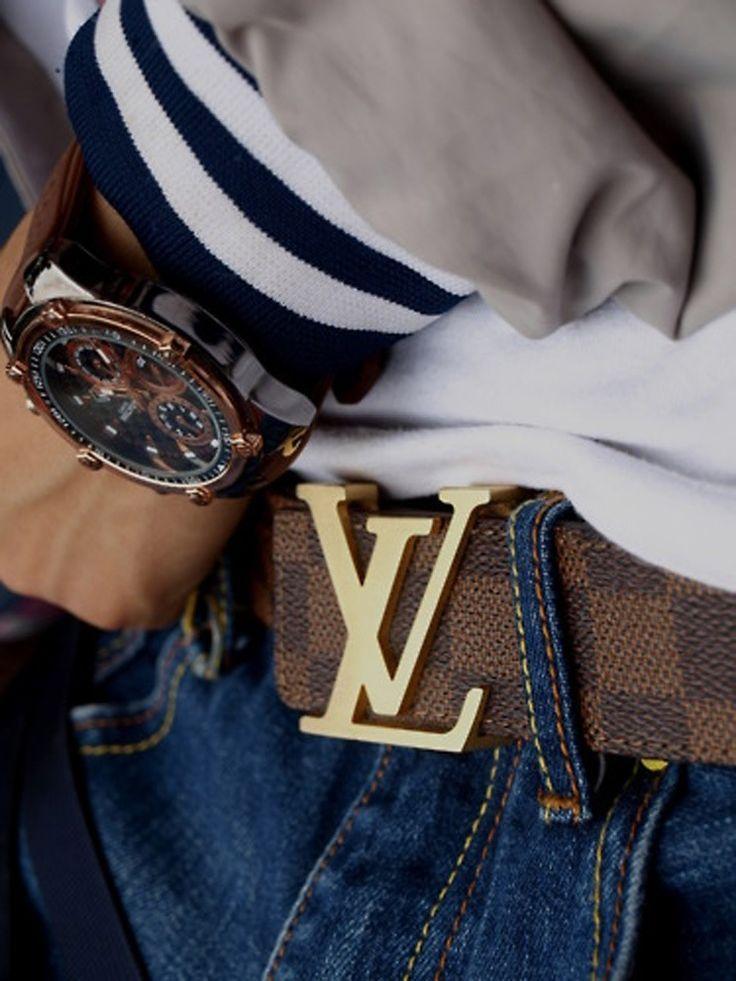 a14aafe8e3cb Louis vuitton belt for men