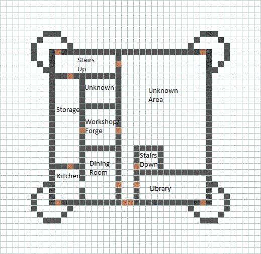 minecraft house blueprints 07 … | pinteres…