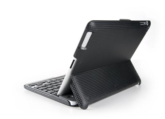 ZAGG | iPad 3 Keyboard Case | Folio Cover W/ Wireless Bluetooth Keyboard | ZAGGfolio $99.99
