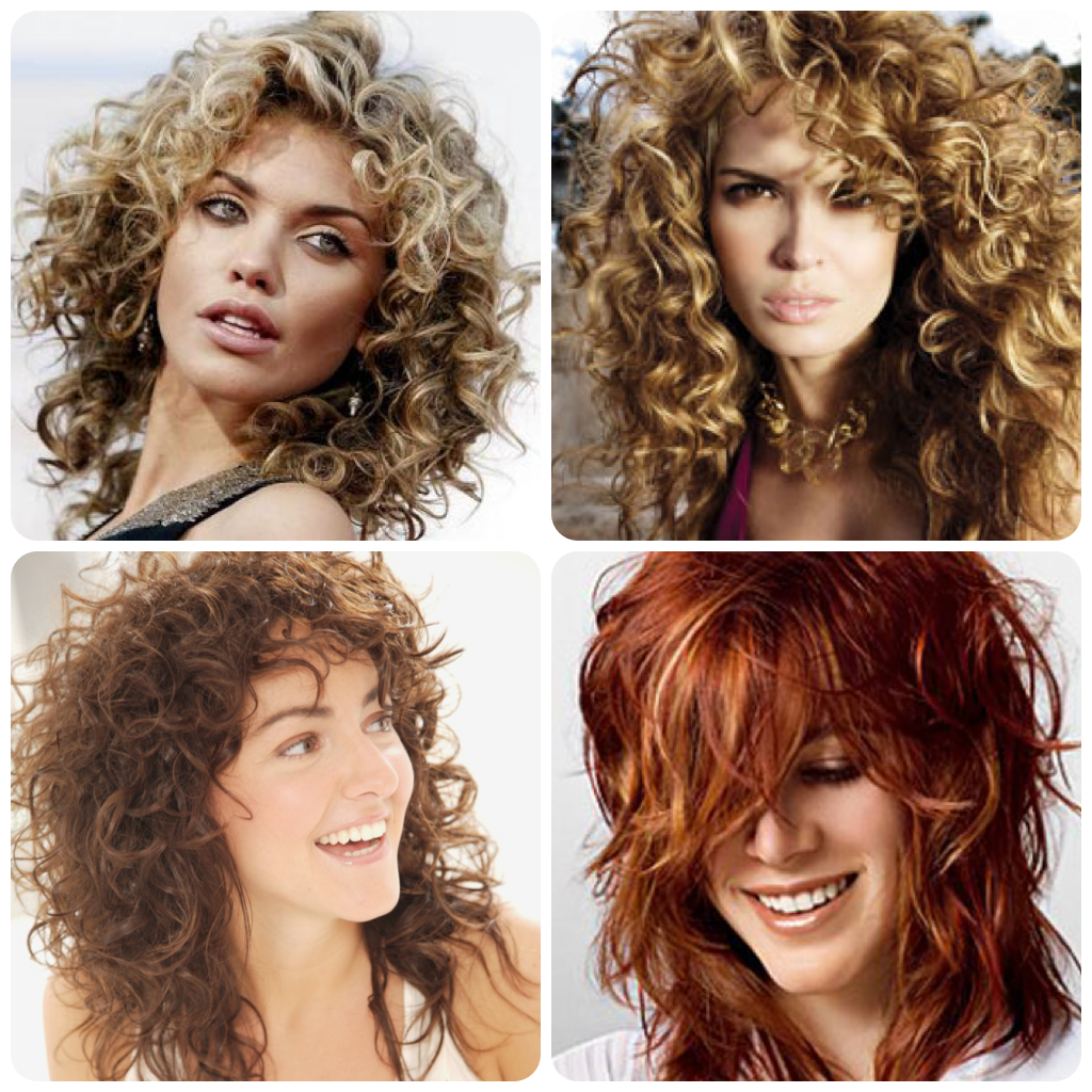 Fantastic 1000 Images About Shag Haircut Curly On Pinterest Curly Medium Hairstyle Inspiration Daily Dogsangcom