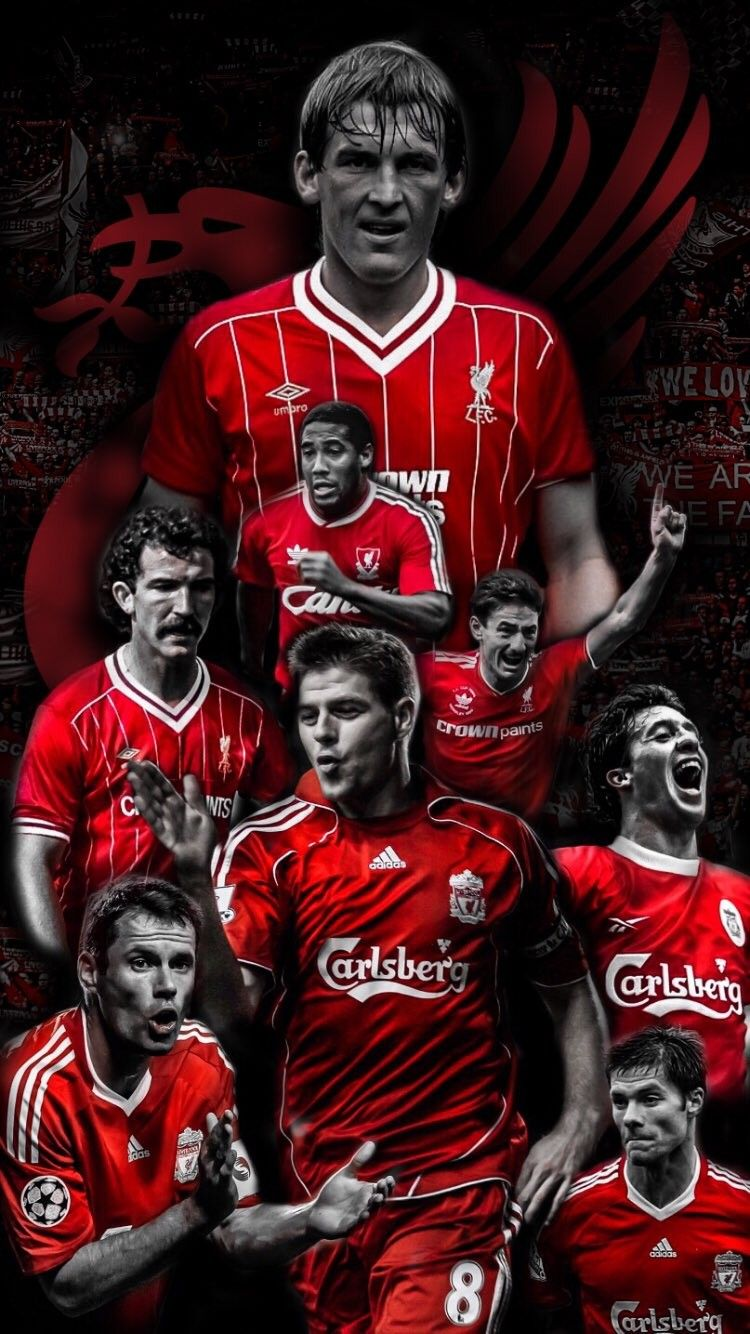 Liverpool Legends Football Legends Liverpool Art Soccer Liverpool Football Club Players Liverpool Team Liverpool Champions