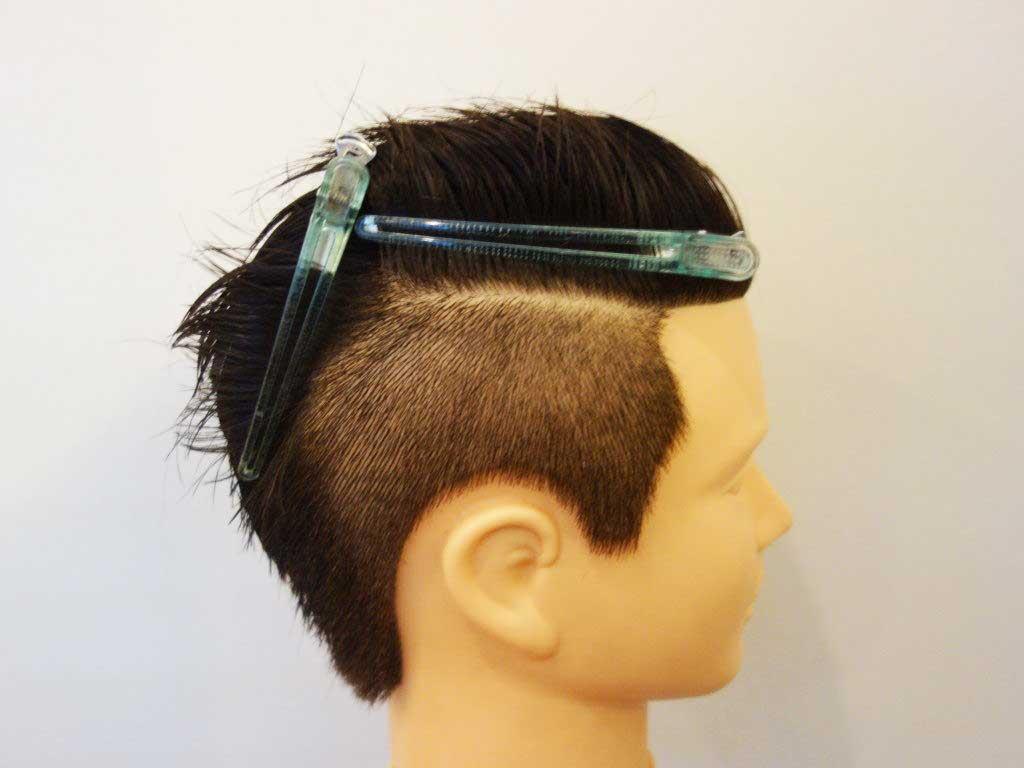 ツーブロック ツーブロックのラインの取り方で違いはあるのか 編 大阪 心斎橋のメンズ美容室 Rehomme 美髪 ショートのヘアスタイル ヘアスタイリング
