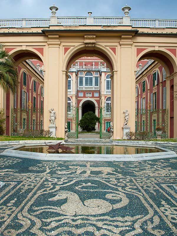 Génova, Strade Nuove y Palacios de los Rolli | Genova, Palazzi