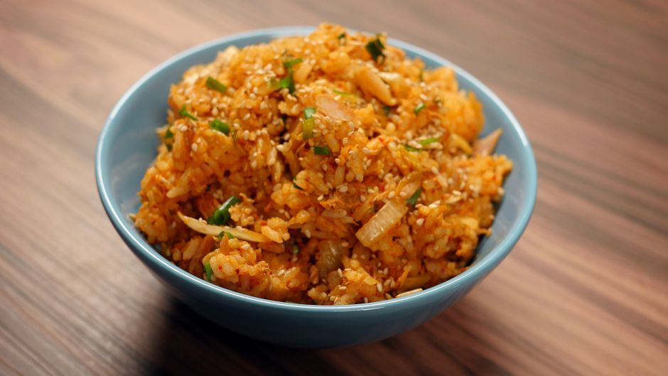 Kimchi and tuna fried rice asian food channel fix it for me kimchi and tuna fried rice asian food channel forumfinder Images
