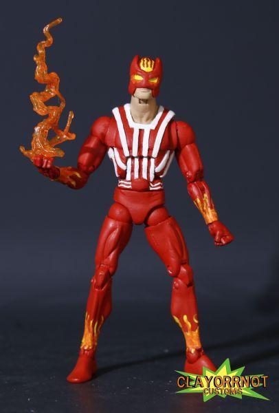 Sunfire (Marvel Legends) Custom Action Figure