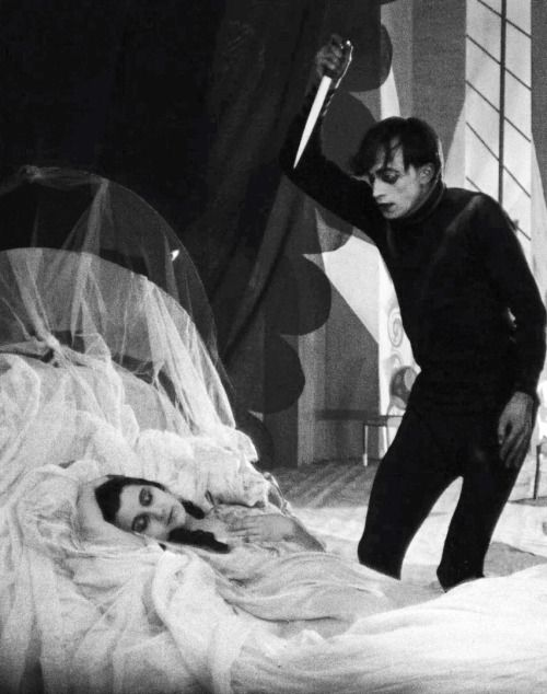 The cabinet of dr caligari film television pinterest dr caligari cinema and films - Cesare the cabinet of dr caligari ...
