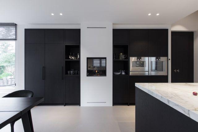 Designa interieur architectuur monumentale villa met luxe