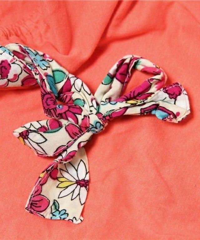 【ANAP/アナップ 花柄リボン付きオフショルTOP】フラワープリントの肩紐がアクセントになった、可愛い半袖トップス…