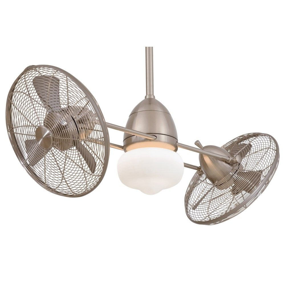Make Your Home Breezy With Dual Head Ceiling Fans Warisan Lighting Minka Aire Ceiling Fan Unique Ceiling Fans Modern Ceiling Fan