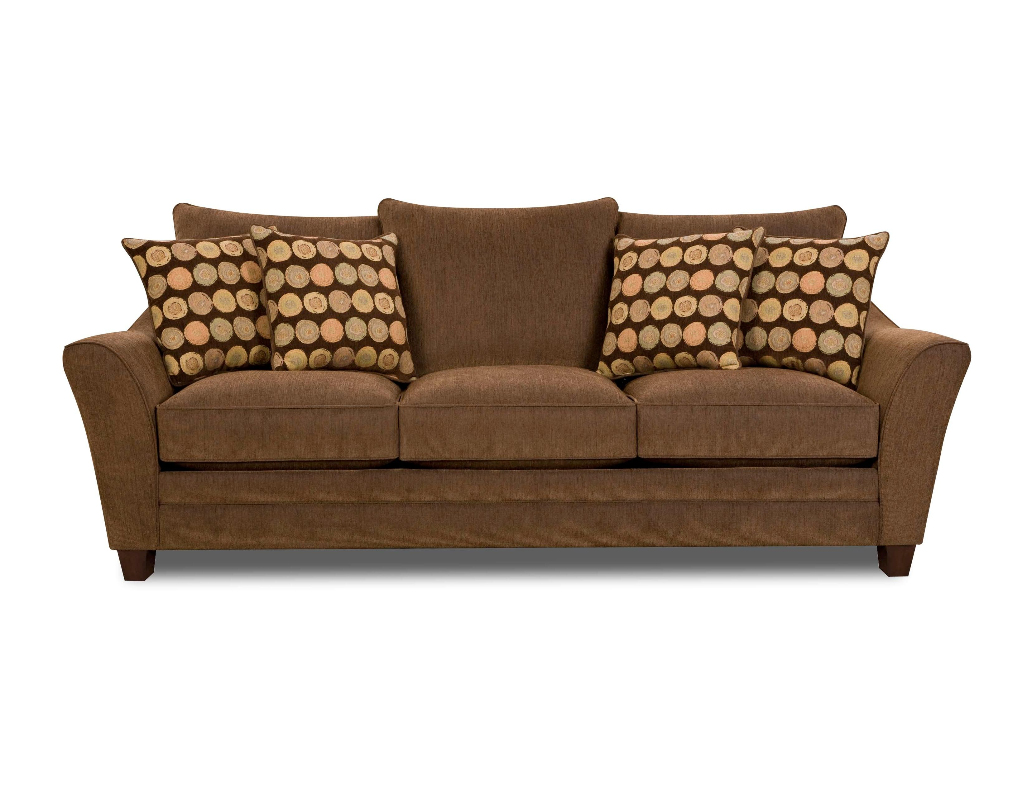 A Local Favorite Here At The Great American Home Store Sporty Mocha Sofa By Corinthian Furniture
