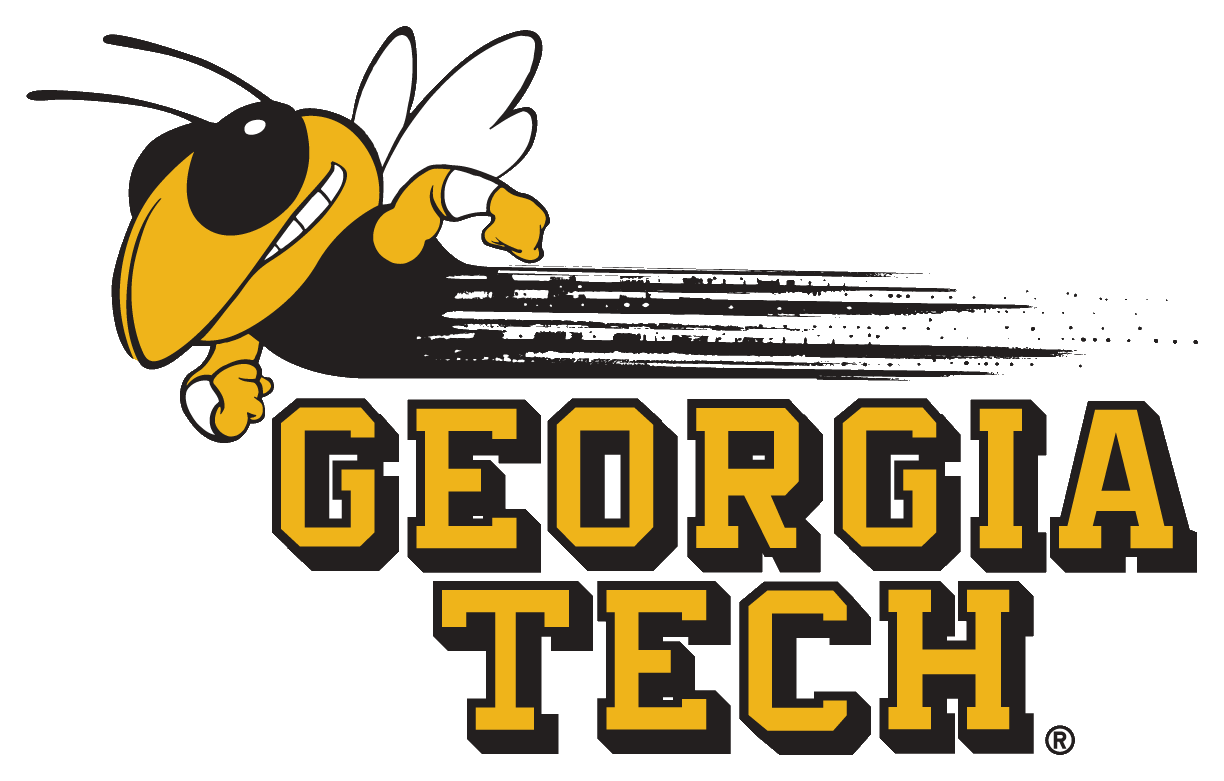 Buzz Georgia Tech Logo Georgia Tech Yellow Jackets Word Mark