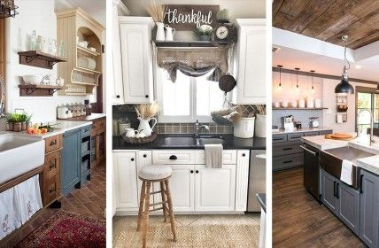 New Ideas Of Show Kitchen Cabinets