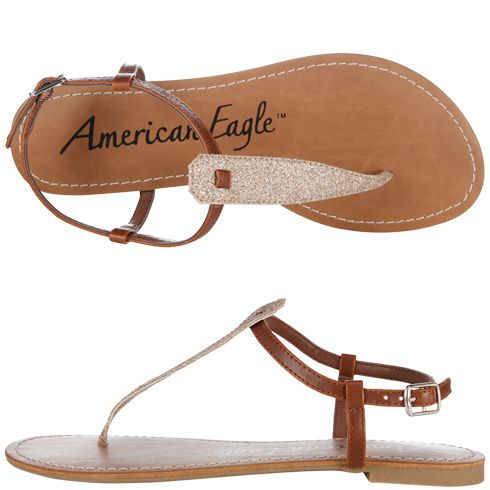 a92a618d254ec8 Womens American Eagle Sweet Flat Sling only  10 at Payless!!! Athletic Shoes
