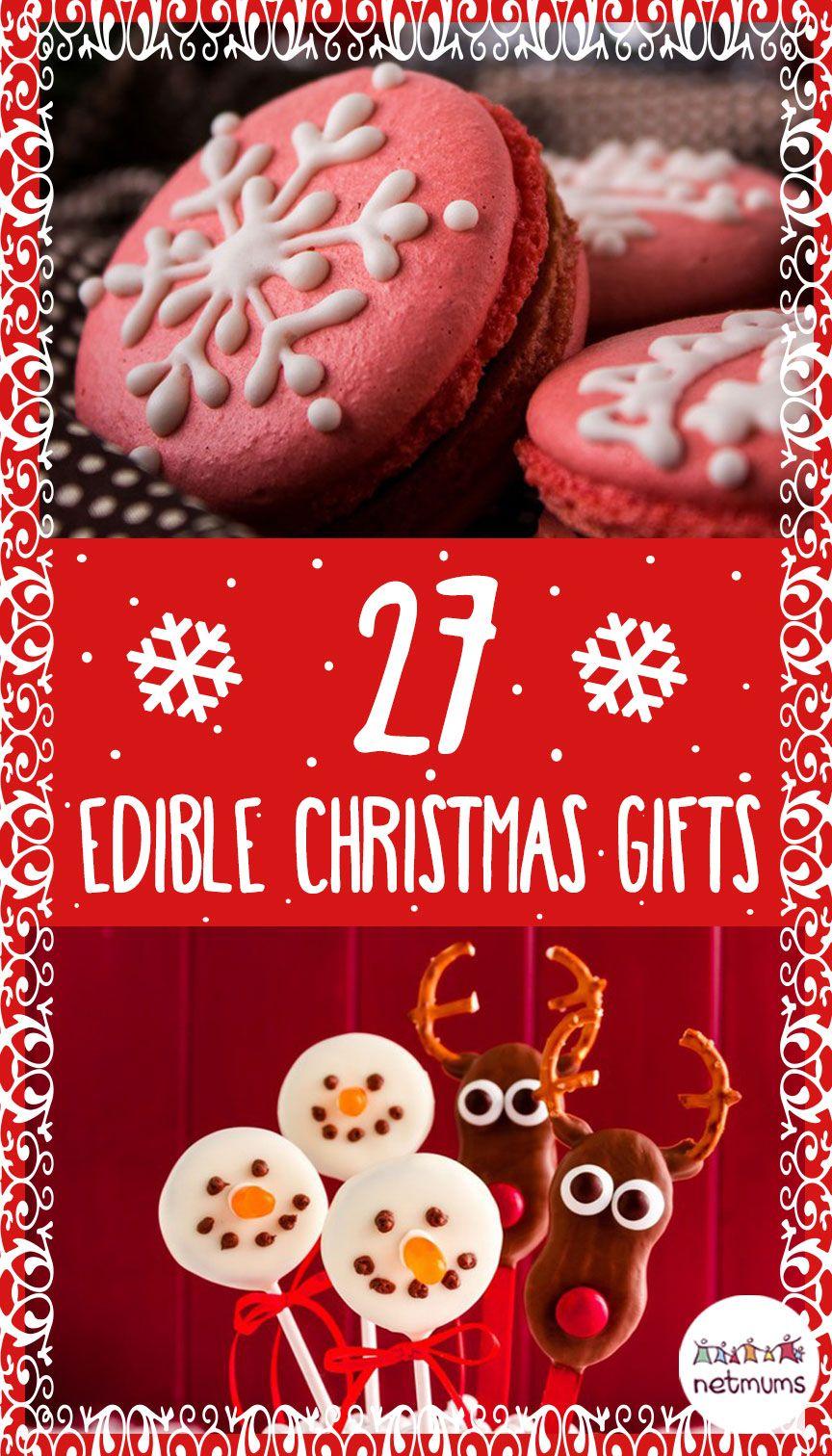 Homemade food gift ideas for Christmas 2017   Kids stockings ...