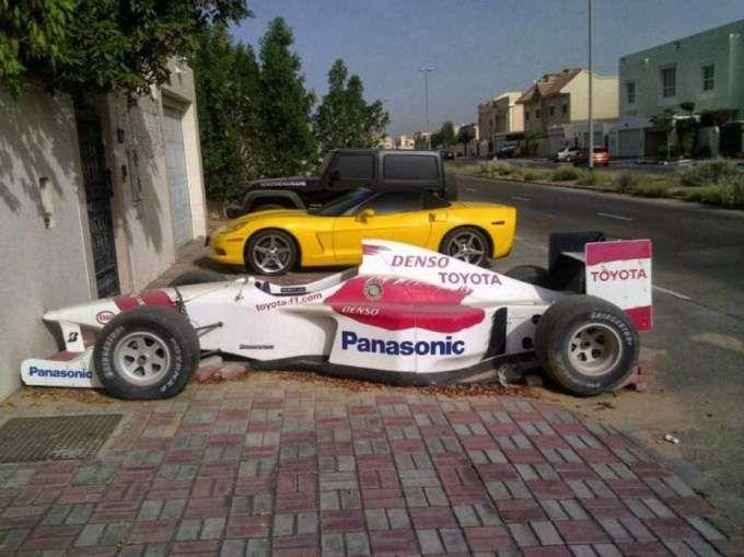 Abandoned Exotics Indy Car Http Www Gleems Com Gleems