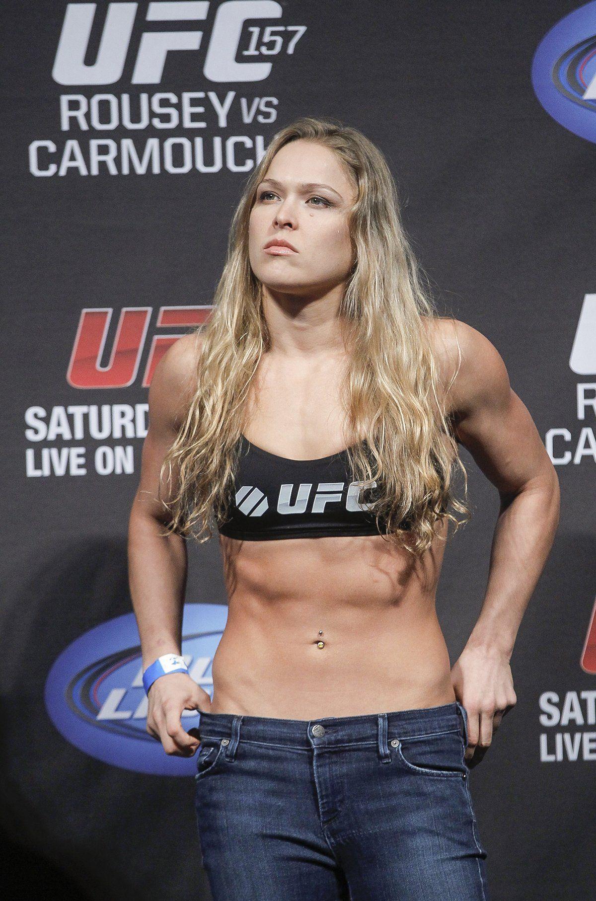 foto Ronda Rousey mixed martial arts