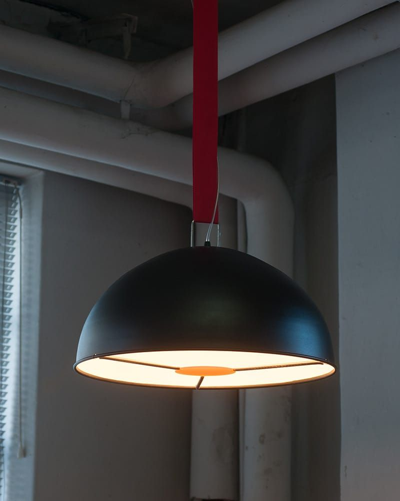 Big strap lamp one discover more ideas about industrial style