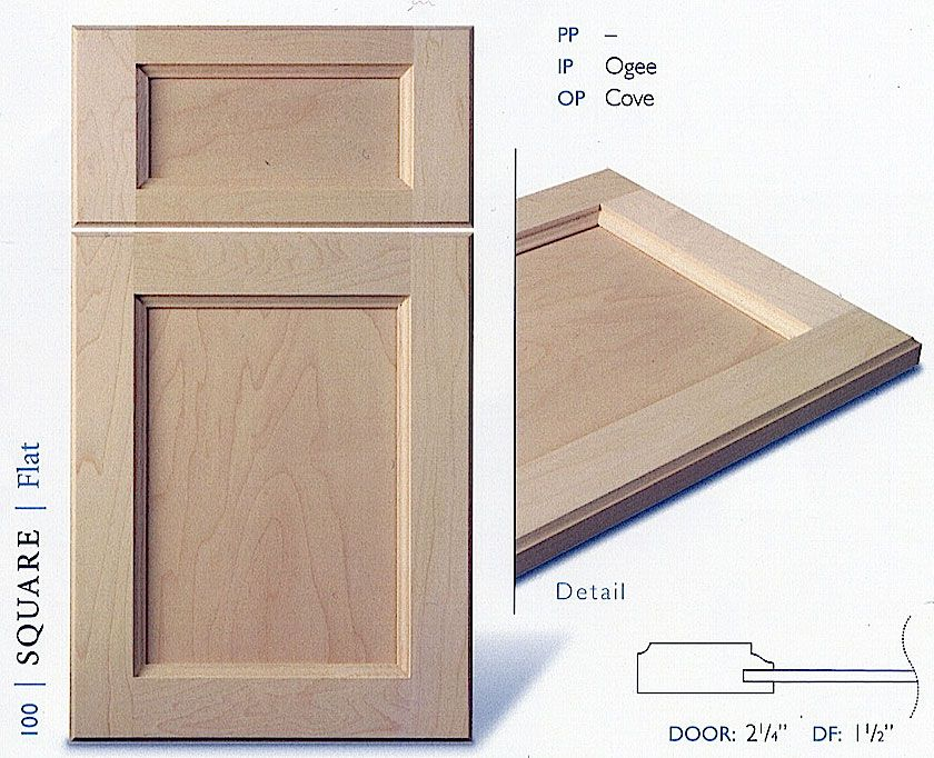 100Series Kitchen Cabinet Door Profiles Is this similar