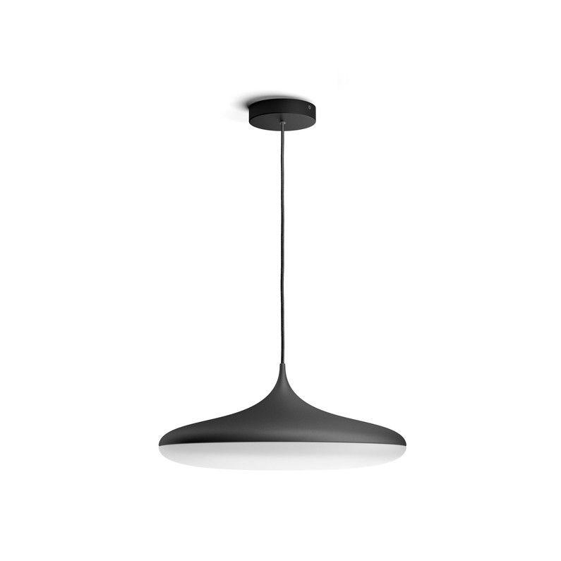 Suspension Design Metal Led Integree Philips Hue Cher D 47 5 Cm Leroy Merlin Hue Philips Ceiling Pendant Lights Kit Homes