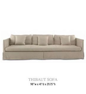 Verellen Thibaut Sofa Could Be Customized To Fit 29 Opening