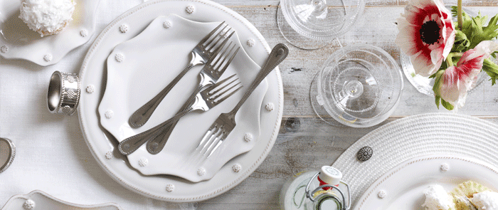 Collection Registry must have Traditional dinnerware
