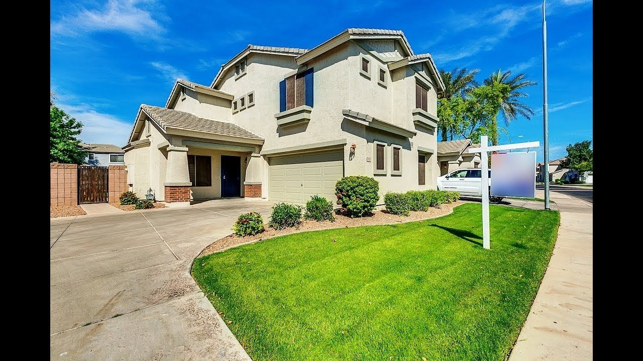 Home for Sale in Chandler Arizona Lantana Ranch by
