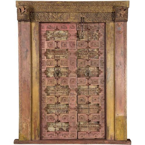 Porte in nne ancienne INDIA 160cm Meubles in ns