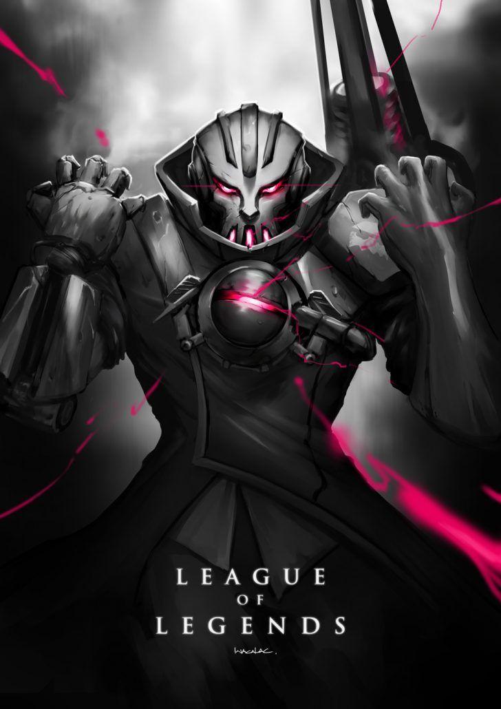 Creator Viktor League Of Legends Fan Art