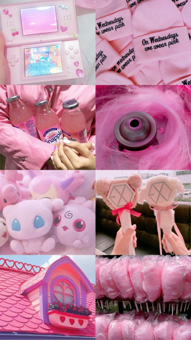 pink aesthetics | Tumblr