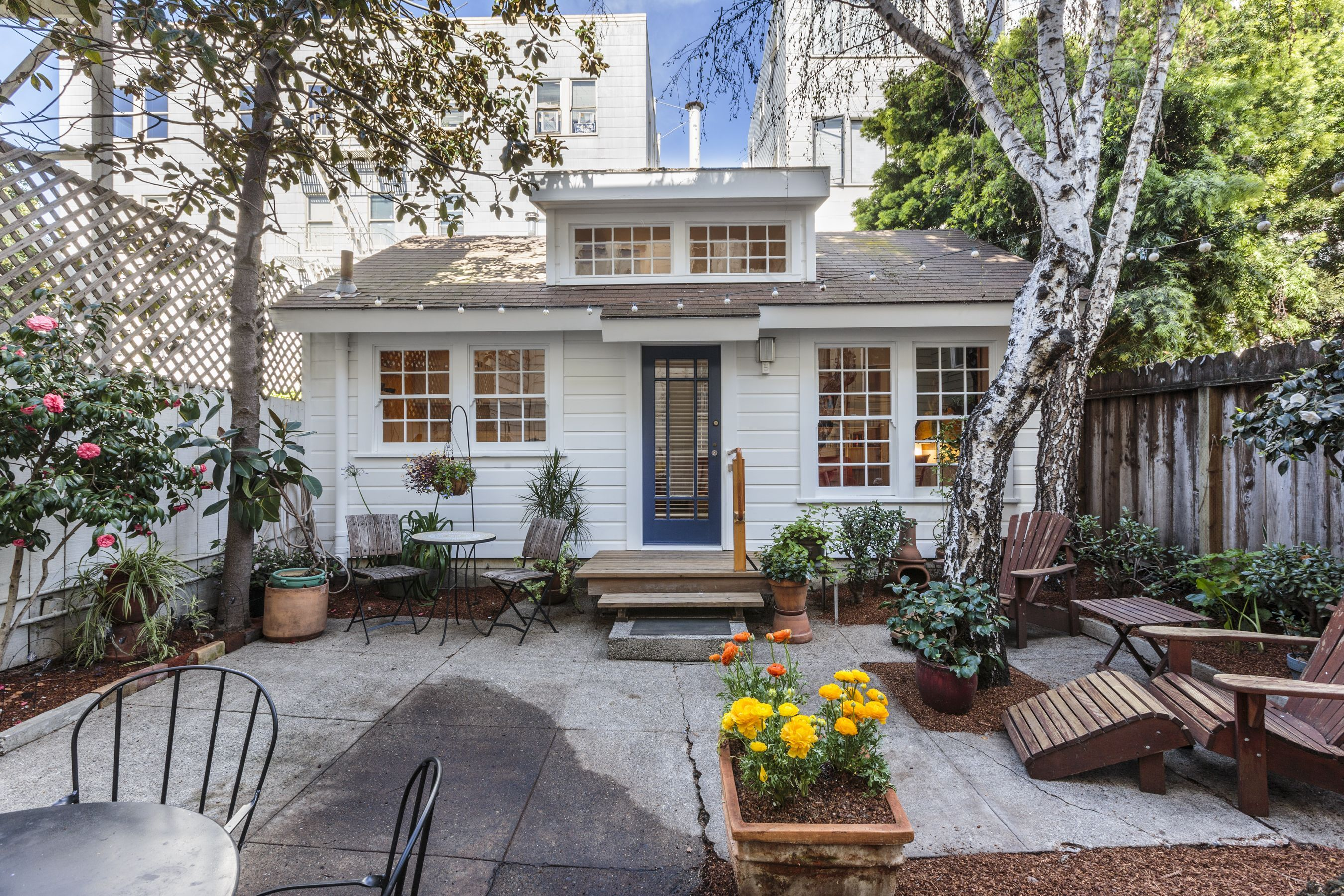 the smallest house on the market has big charm tiny houses