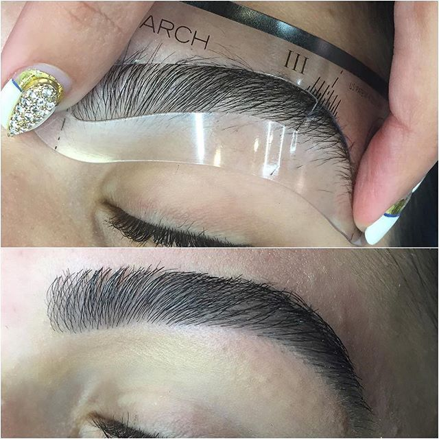 Anastasiabeverlyhills Full Arch Brows For Those With A Thick