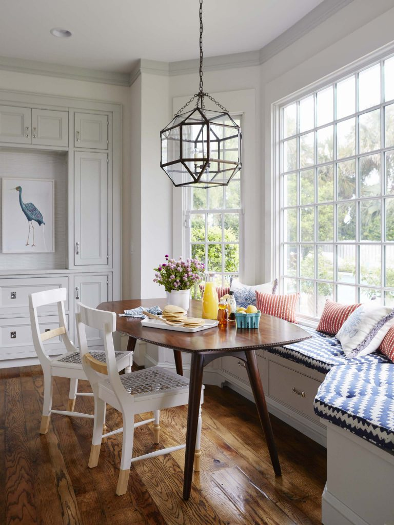 91 Kitchen Banquette Seating Idea to Start Your Morning Right