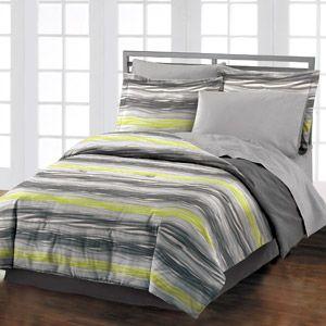 Lime Green And Gray Bedroom Set Comforter Sets Green Bedding
