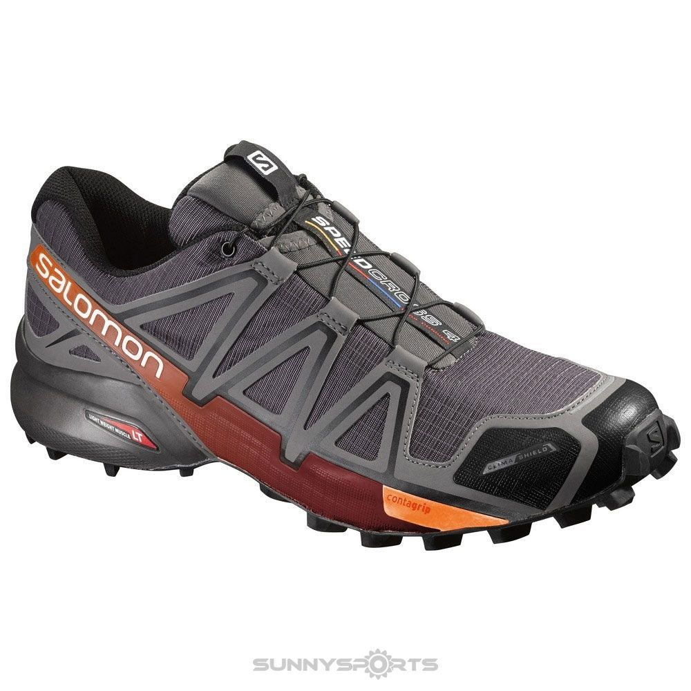 Salomon Speedcross 4 CS Trail Running Shoe for Men  d2879075090c
