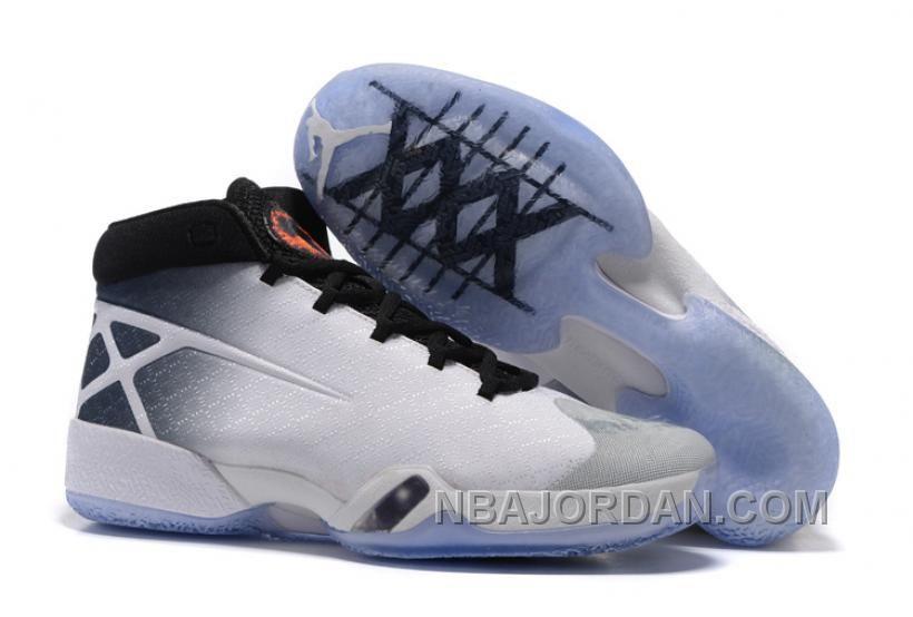 Buy Air Jordan 30 XXX White/Black-Wolf Grey Russell Westbrook Shoes Best  from Reliable Air Jordan 30 XXX White/Black-Wolf Grey Russell Westbrook  Shoes Best ...