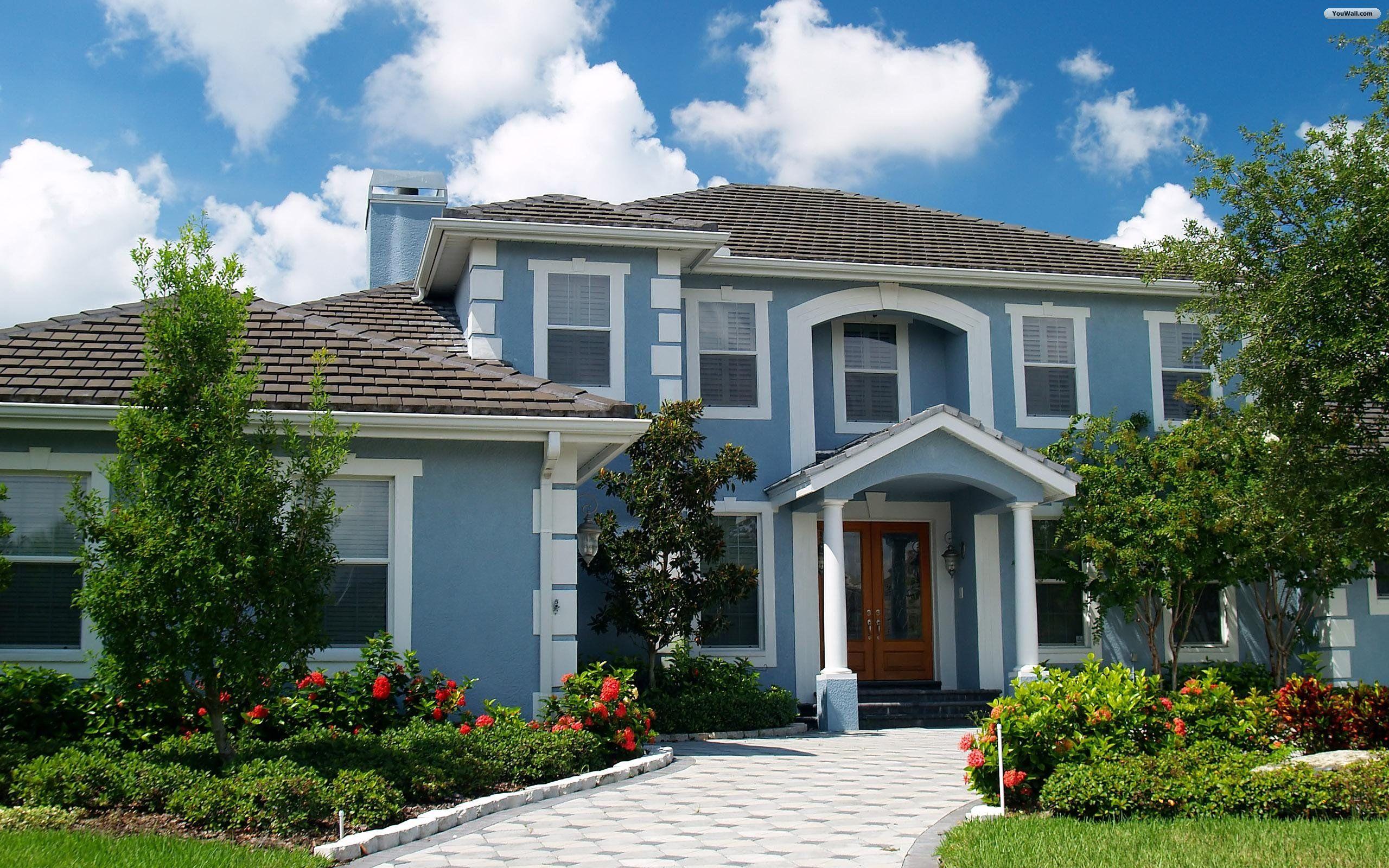 Big House Wallpaper Cheap Houses Big Beautiful Houses House