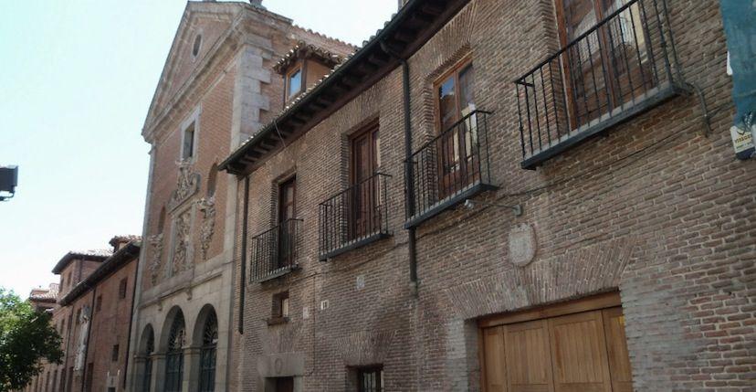 Visitas guiadas a la tumba de Cervantes - http://www.absolutmadrid.com/42274-2/