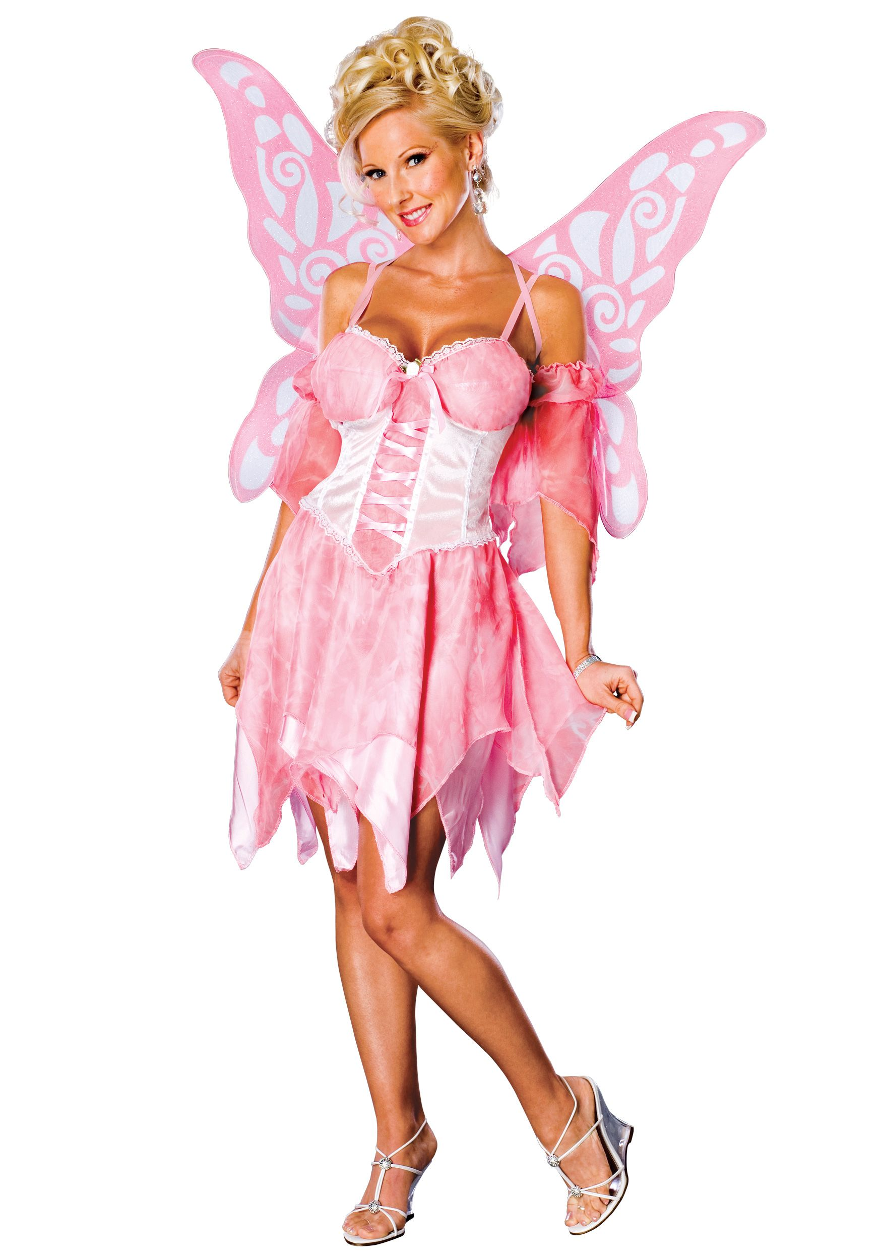 Fairy princess adult costumes