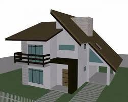 Casa duplex madeira