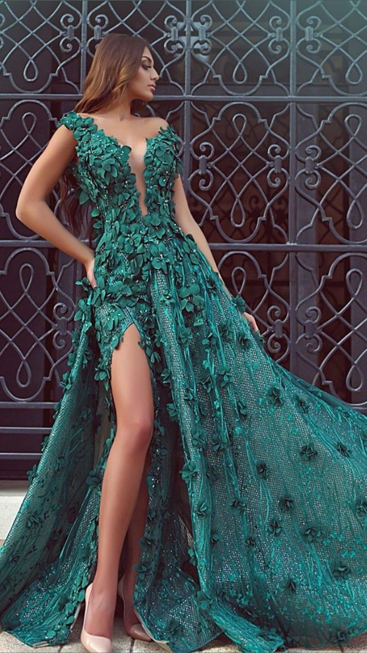 Hilda couture wedding dresses  Pin by Asmita sahi on Fashion in   Pinterest  Dresses Green