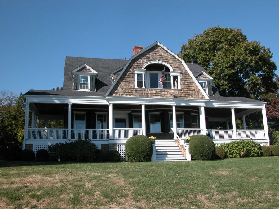 Charming Cape Cod style home in Newport, RI.   Go to www.YourTravelVideos.com or just click on photo for home videos and much more on sites like this.