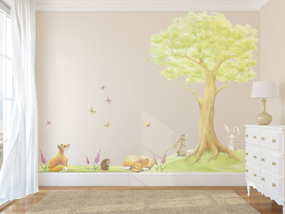 Fairy Tree Decal Decals Wall Sticker